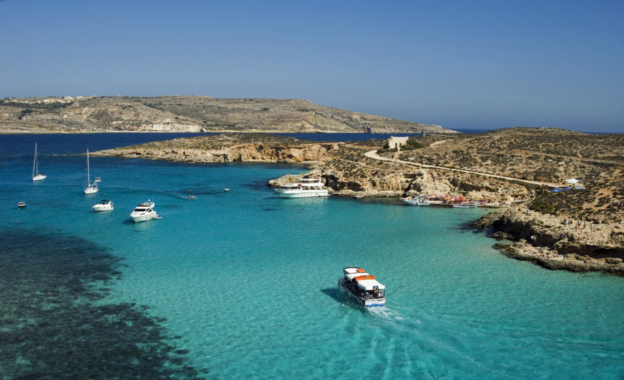 Pequenos países, grandes aventuras: Arquipélago de Malta