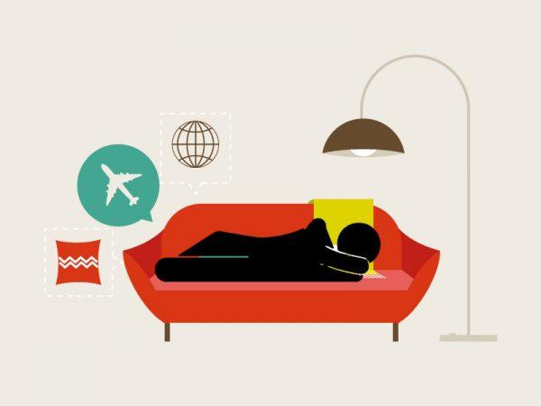 Hospede-se ou receba pessoas do mundo todo em sua casa através de uma rede social