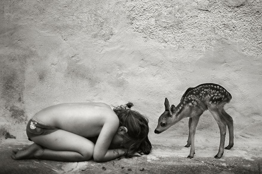 Fotógrafo registra a infância dos seis filhos em uma linda série de fotos