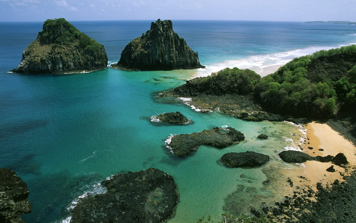 Selecionamos 17 incríveis lugares para VOCÊ descobrir o Brasil