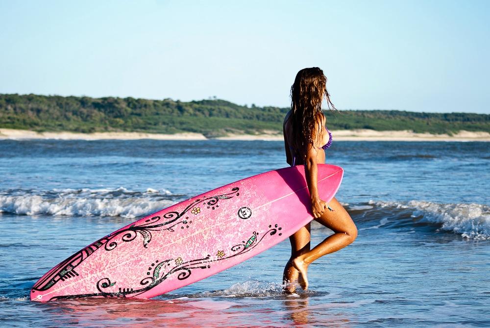 A casa dos sonhos de uma surfista uruguaia transformou-se neste lindo hotel sustentável