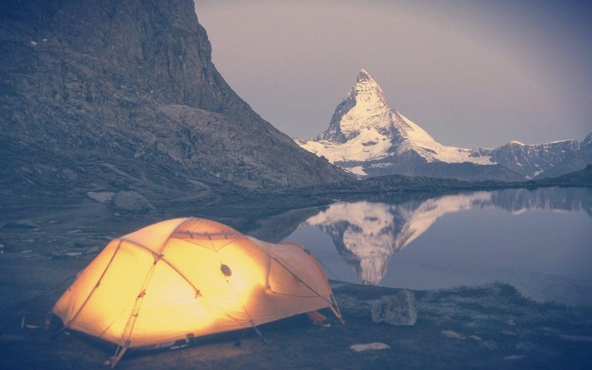 Os 8 melhores picos de camping do mundo (sem contar o seu, é claro!)