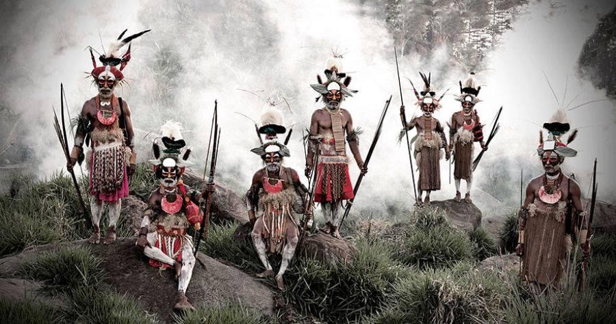 Um incrível registro de 30 tribos e culturas que estão desaparecendo