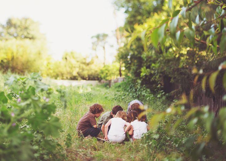 O verão permacultural das crianças: quatro maneiras de viver a estação