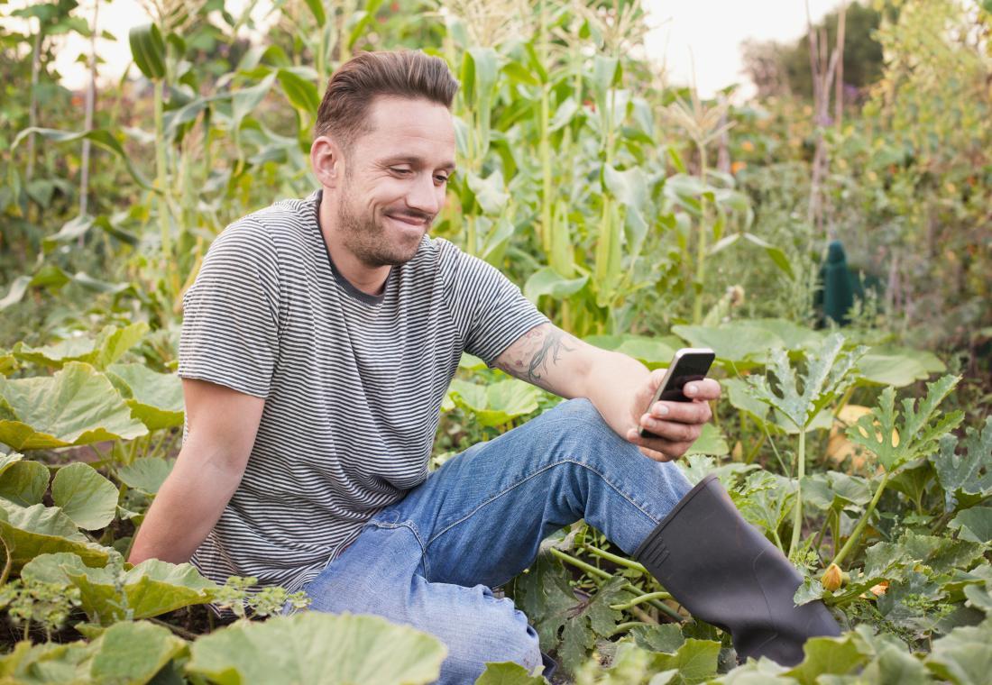 Plantit! Um aplicativo que ajuda a plantar orgânicos em casa