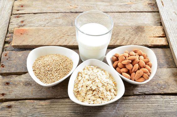 5 receitas de leites vegetais para você fazer