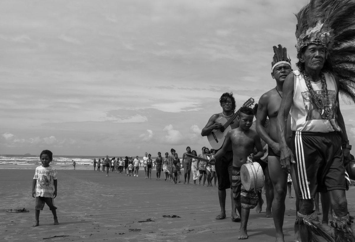 Vivência na Aldeia: conhecendo os Tupi-Guaranis