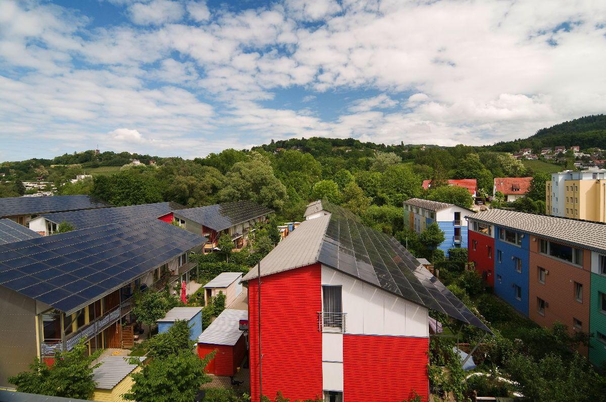 Os 5 bairros mais sustentáveis do mundo