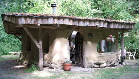 Casa de Barro (cob): inspiração que vem da natureza