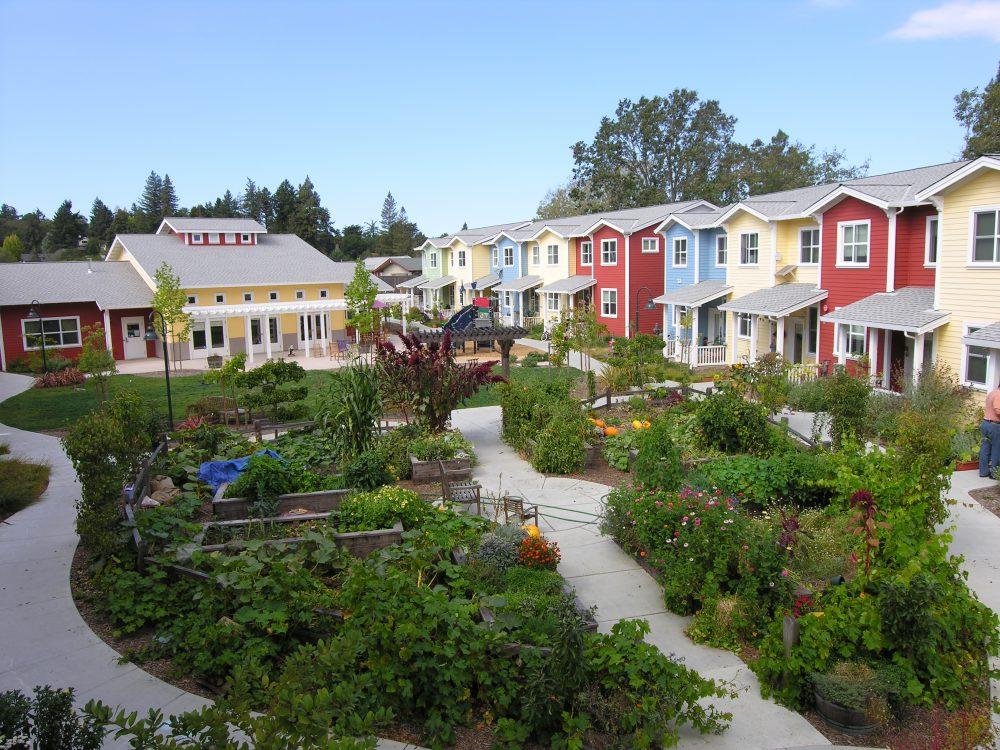 Cohousing, uma nova forma de morar