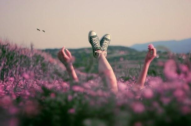 Deixe Florescer a Felicidade que tem Dentro de Você! (em 7 passos)