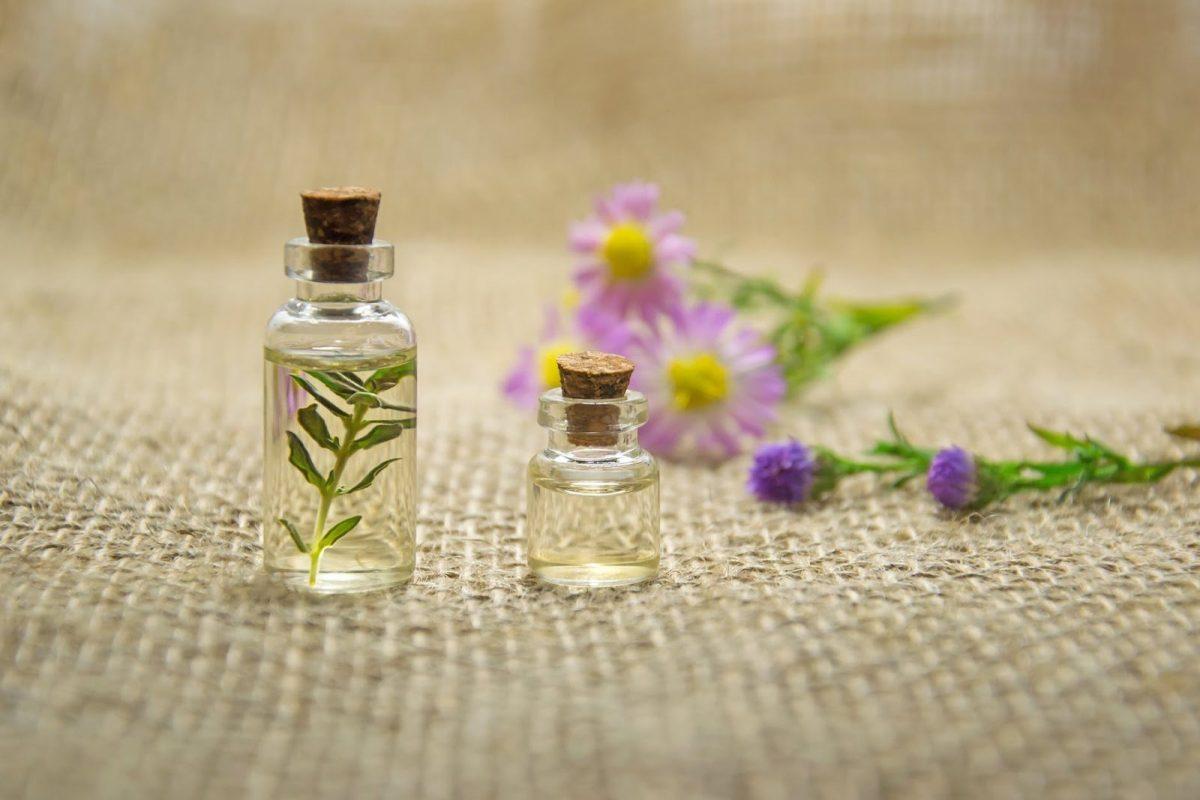Todo o poder das plantas dentro de um vidrinho: Aromaterapia