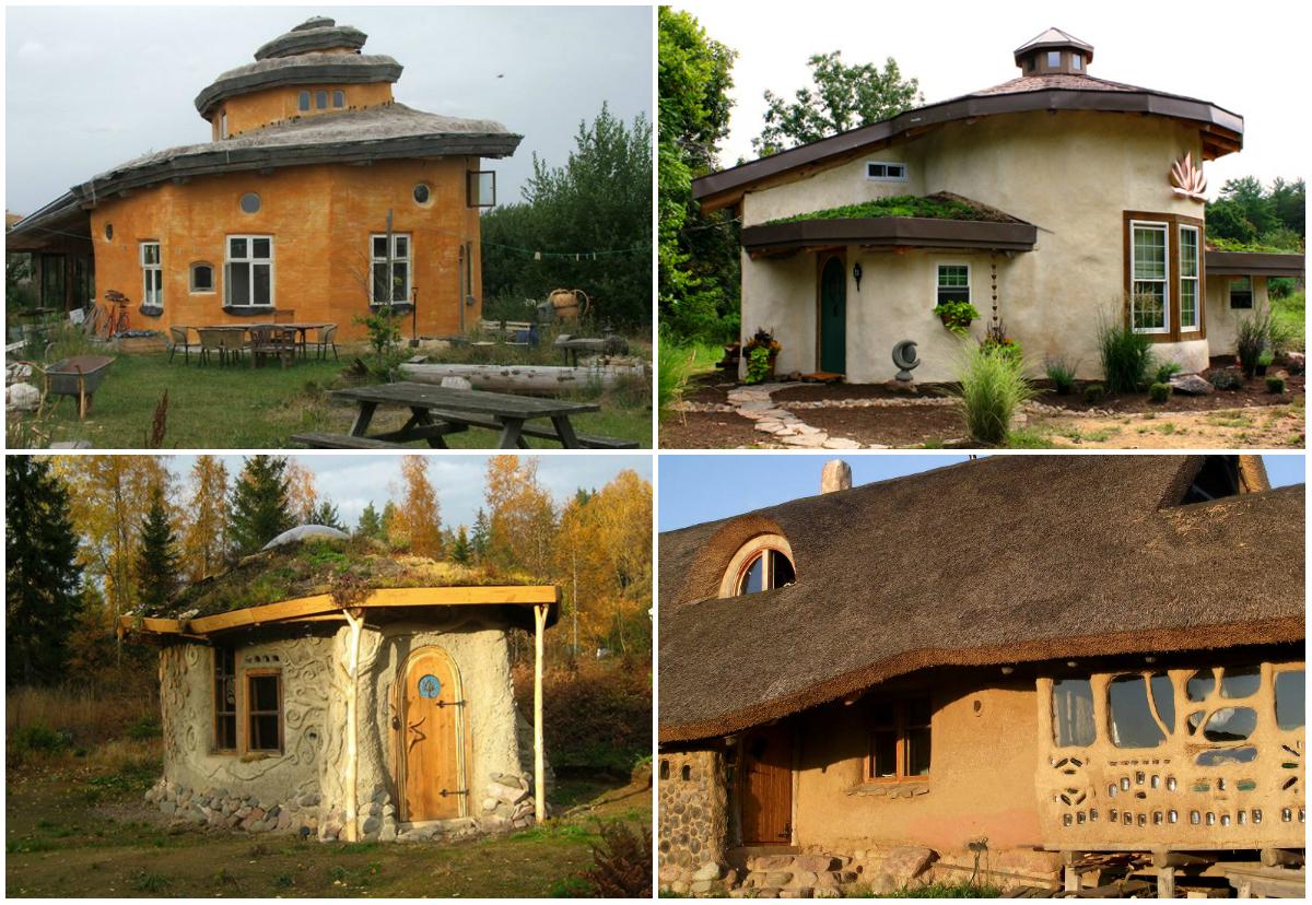 9 casas naturais construídas por mulheres inspiradoras