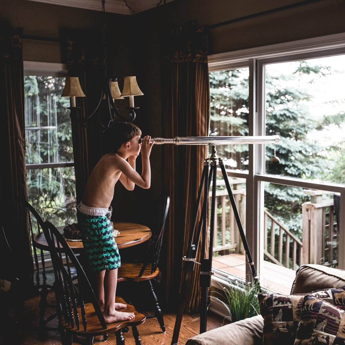 Resgate sua criatividade natural observando a natureza