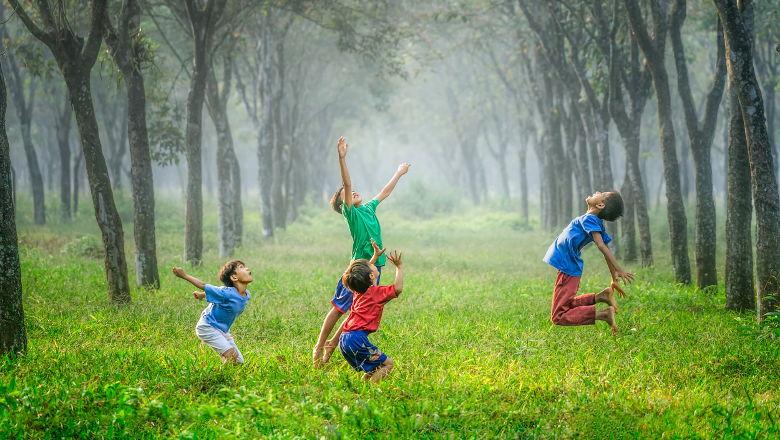 Algodão orgânico e a saúde das crianças