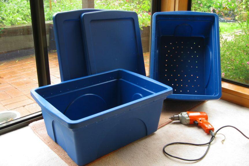 Saiba como construir um minhocário e fazer compostagem