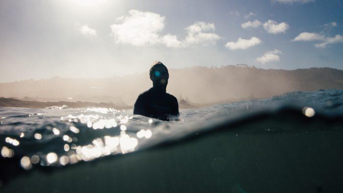 banho de mar