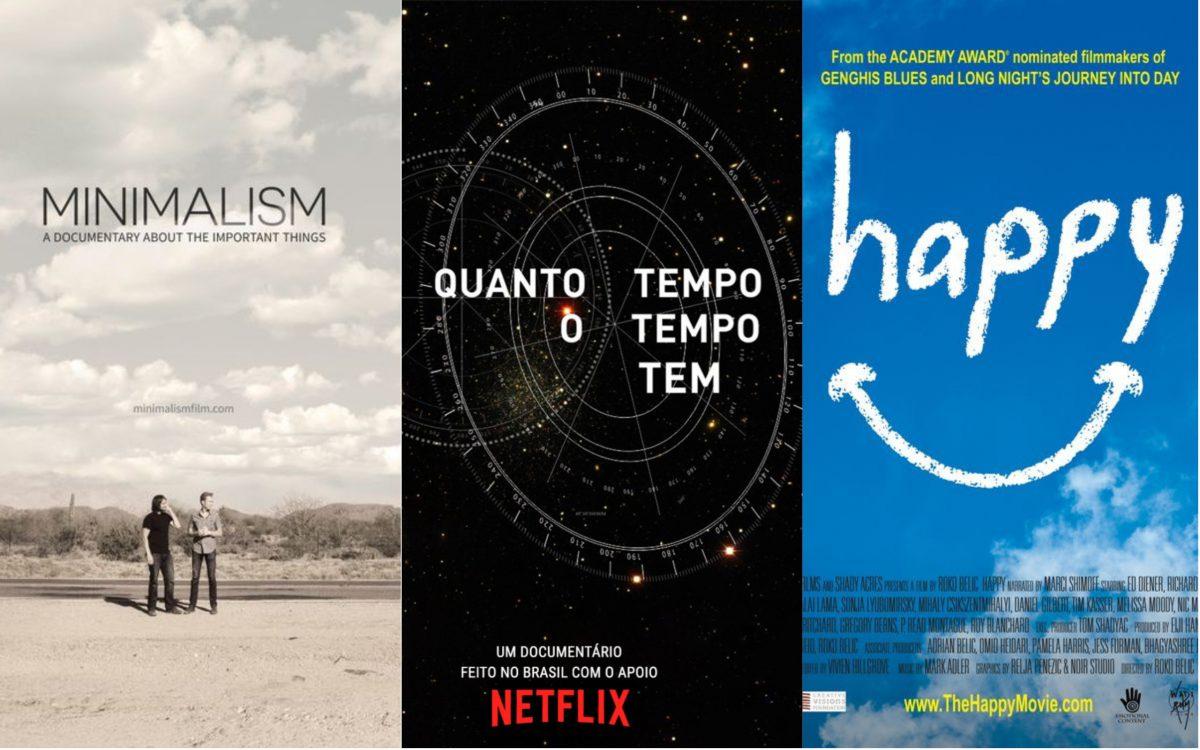 4 documentários na Netflix para refletir sobre a sua vida