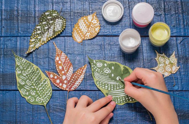 Apostila gratuita ensina como fazer tintas naturais