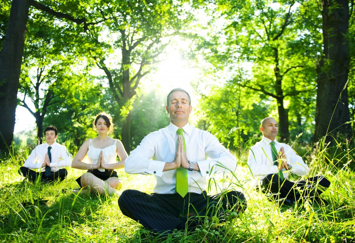 Como a meditação é importante para o desempenho profissional