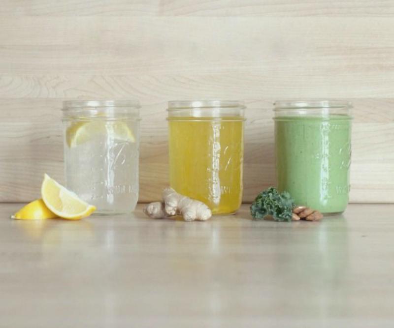 8 bebidas naturais para combater o cansaço