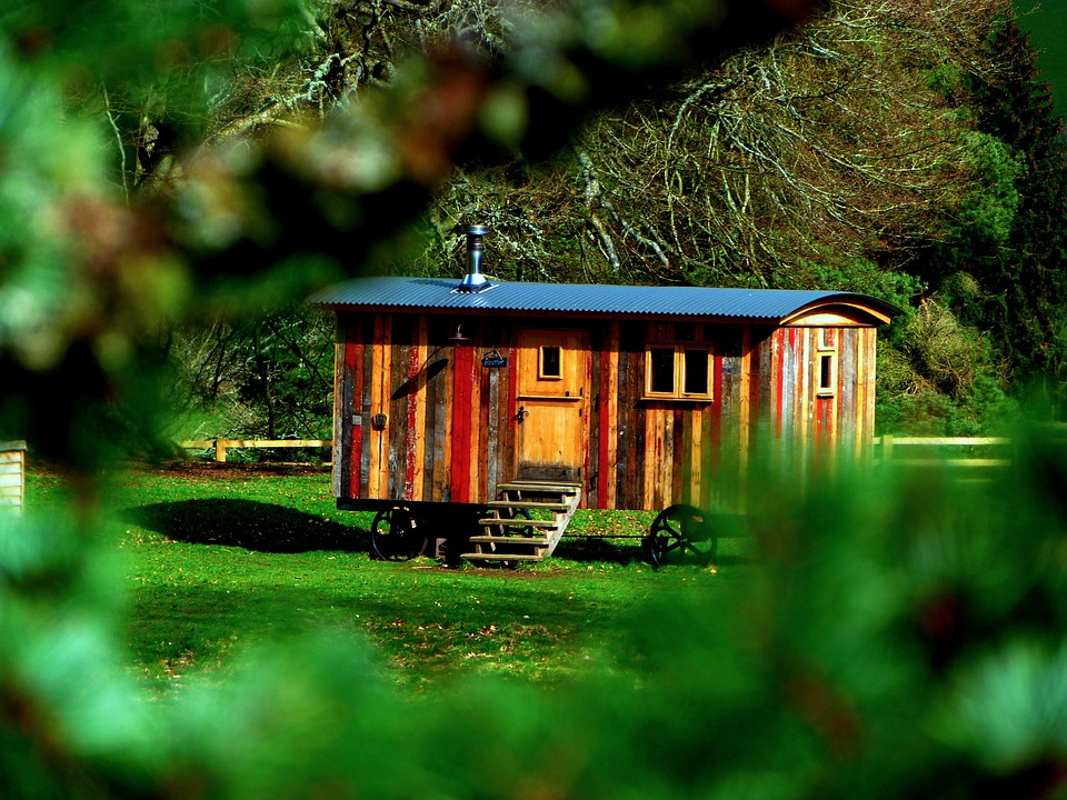 Tiny House: casas que viajam