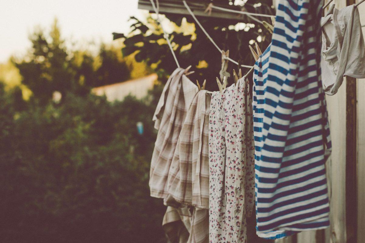 Quanto de plástico a sua lavadora de roupas envia para o mar?