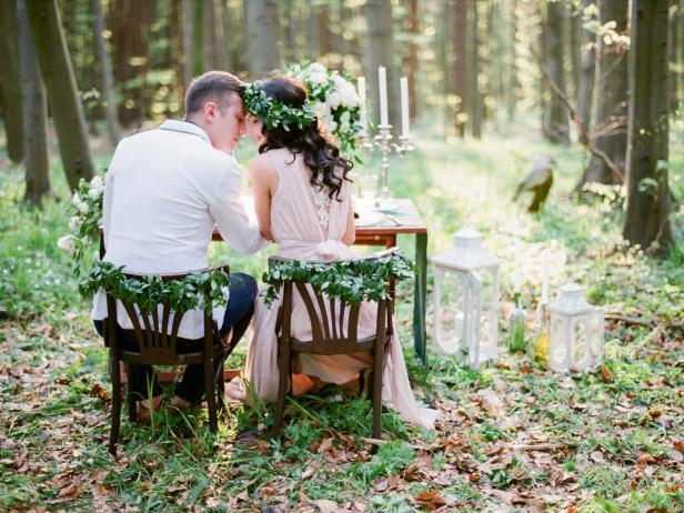 Casamento simples: festa vegetariana e econômica