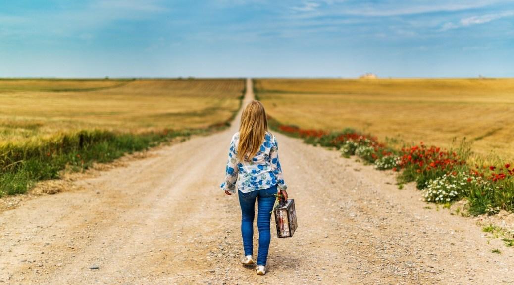 6 livros que inspiram mulheres a viajarem sozinhas