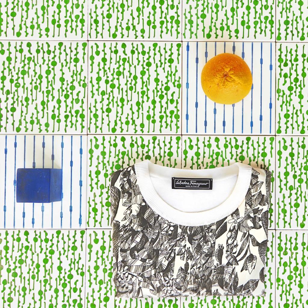 tecido ecológico