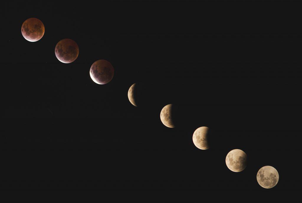 acompanhamento lunar