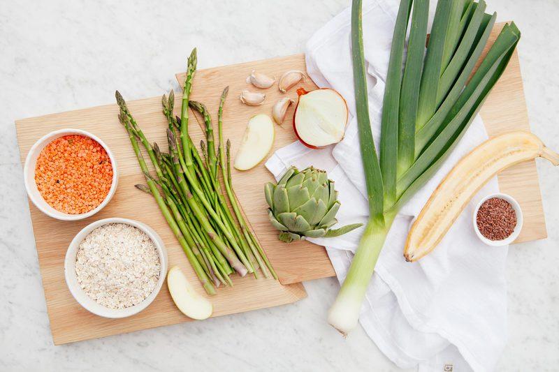 10 melhores alimentos prebióticos para a saúde