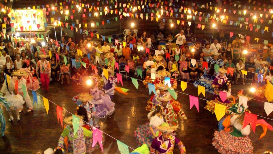 Festa Junina. Experiência lúdica, cooperativa e transformadora