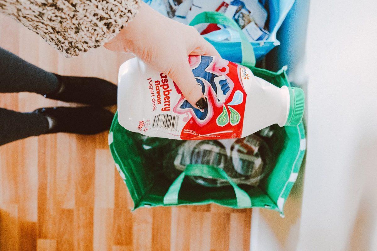 reduzir o plástico