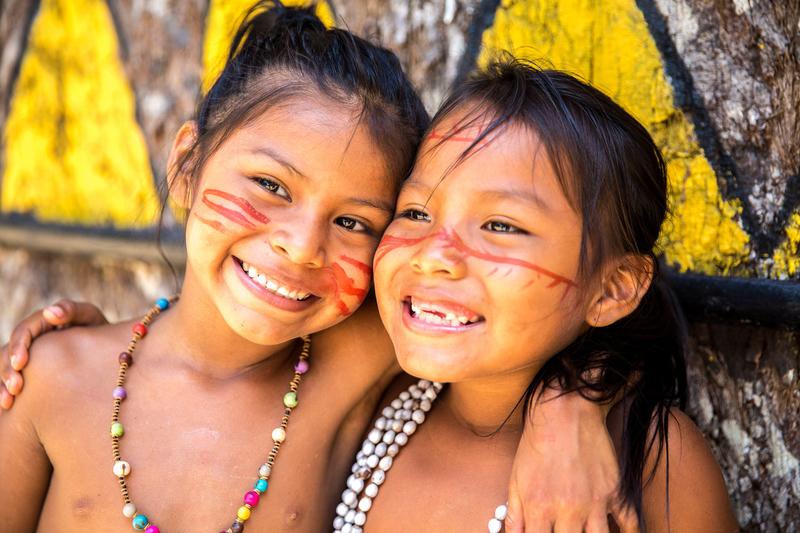 Uma lição indígena sobre a efemeridade