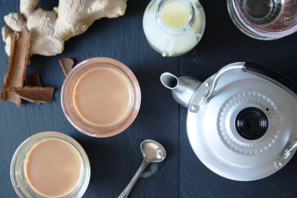 Receita: Chá de Amendoim com especiarias