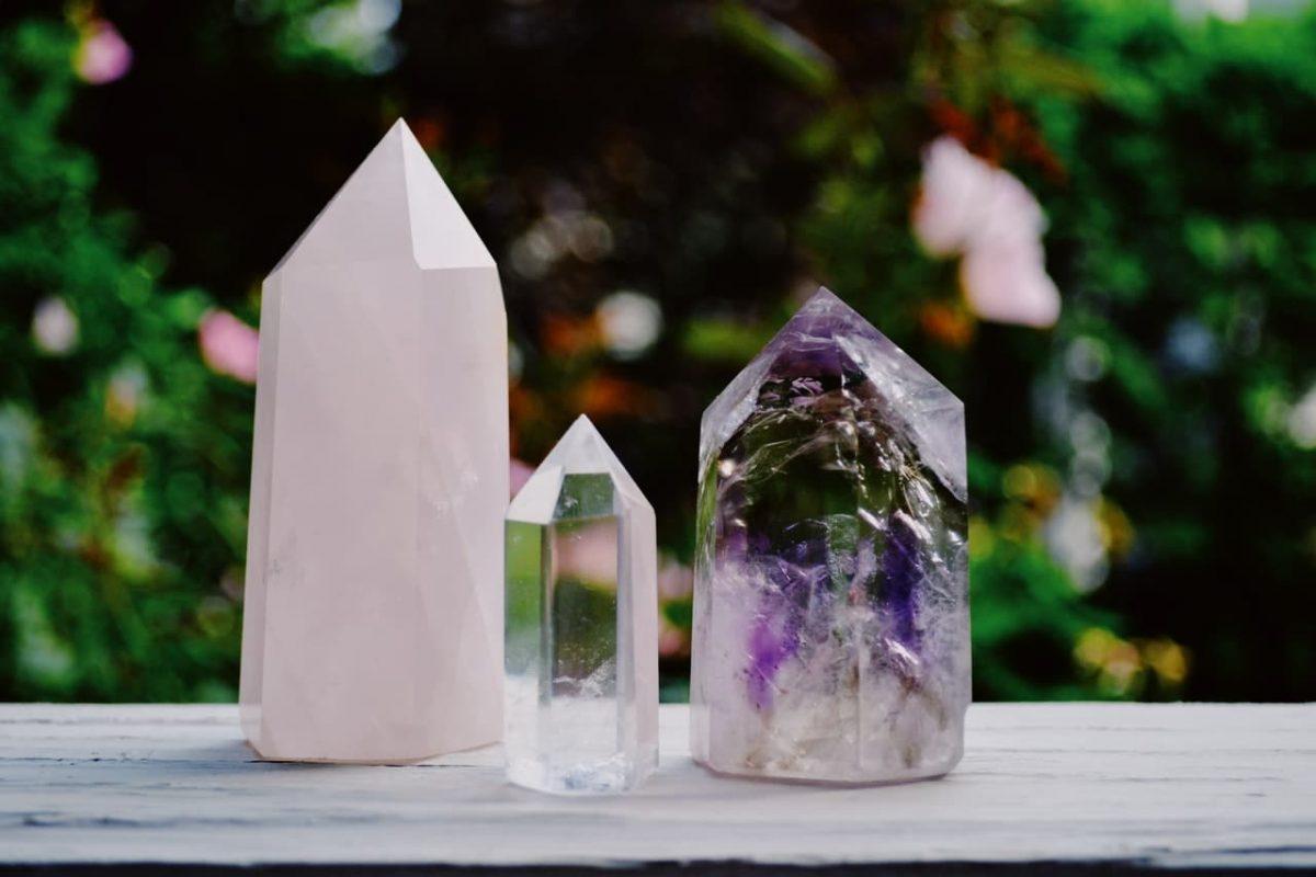 Aprenda a usar 5 cristais em benefício da sua saúde