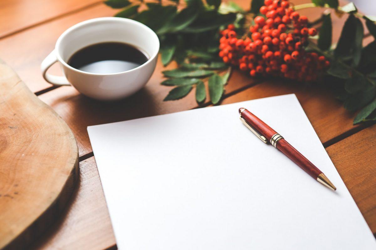 Os benefícios da escrita expressiva para a saúde