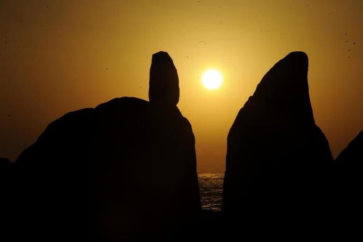 solstício na barra da lagoa