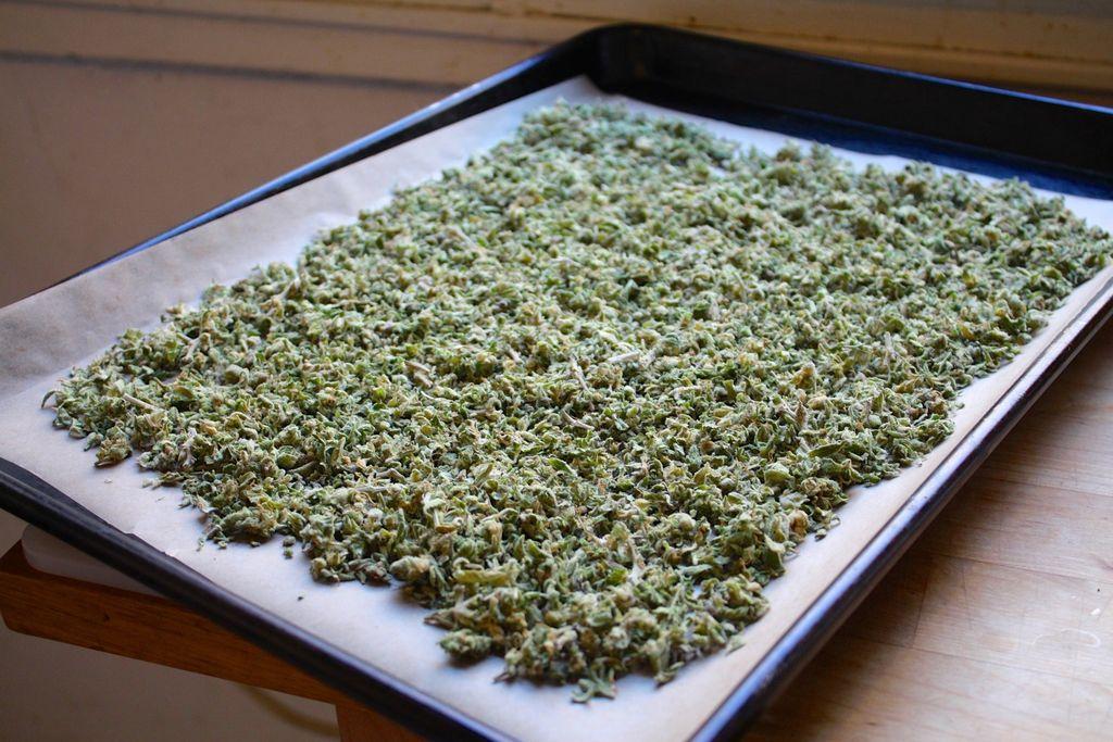 descarboxilizar cannabis