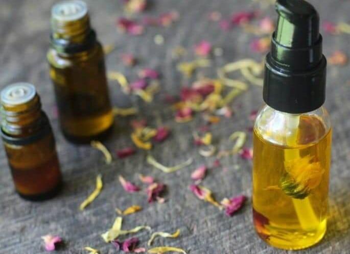 receita de serum natural