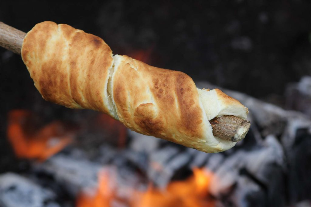 pão sem forno