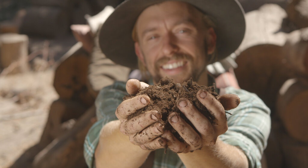 Netflix: Solo Fértil (Kiss the Ground) regenerando a esperança