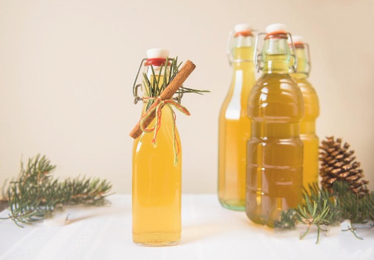 3 receitas de licores cítricos